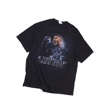"USHER ""POWER 2011 TOUR"" T-shirt"