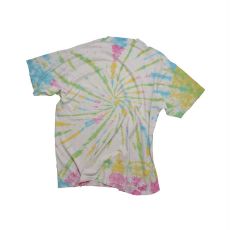 USED TIE DYE T-shirt