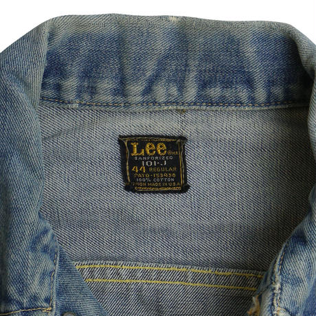 70'S LEE 101J DENIM JACKET