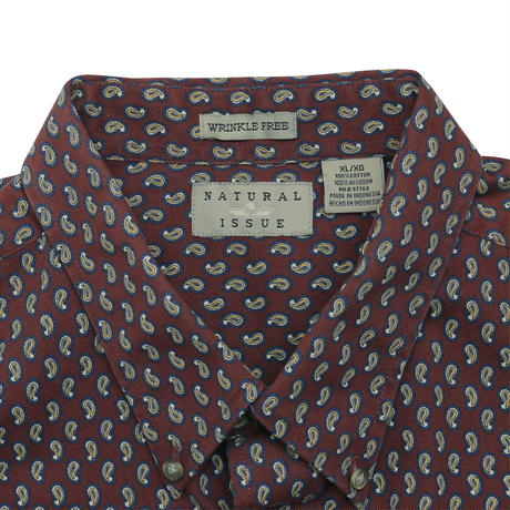 "USED ""FELDINI / NATURAL ISSUE"" BD SHIRT"