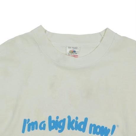 "USED ""I'M BIG KID NOW"" T-shirts"