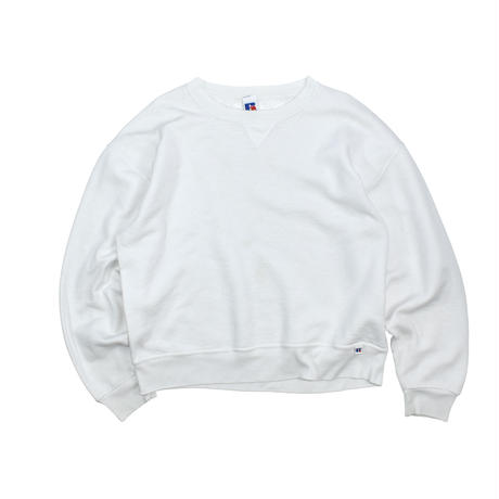"USED ""RUSSELL ATHLETIC"" CREW NECK SWEAT"