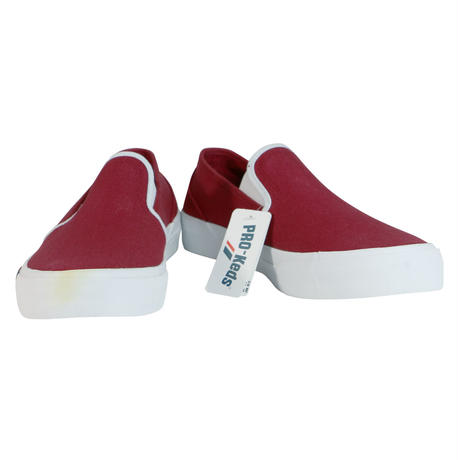 "PROKEDS METRO SLIP ON ""BLICK RED"""