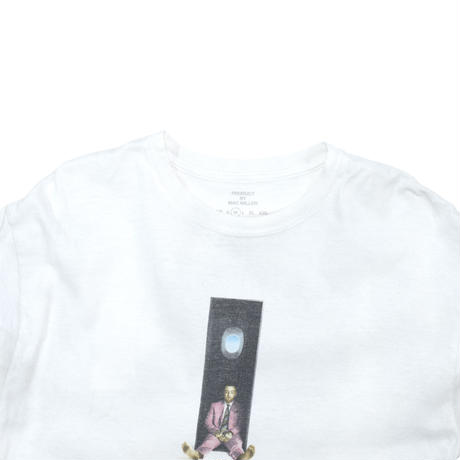"USED ""MAC MILLER"" T-shirt"