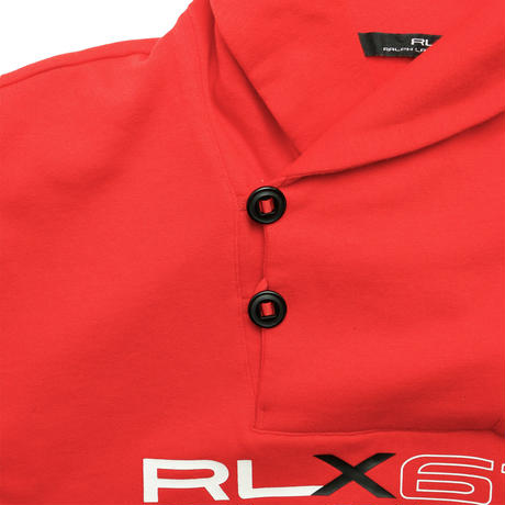 """RLX 67 ALPINE SKI TECHNOLOGY"" BUTTON UP SWEAT"