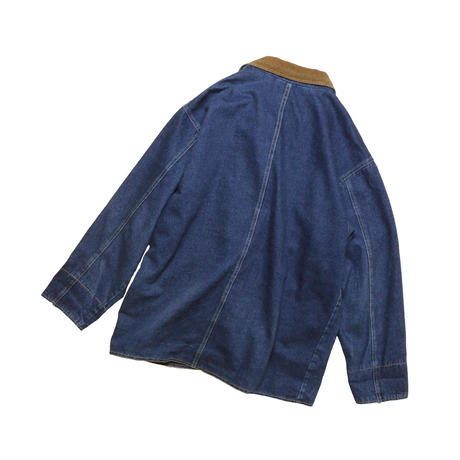 USED DENIM COVER ALL