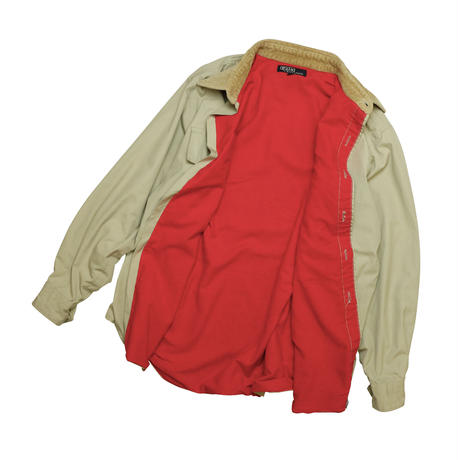 POLO PALPH LAUREN HUNTING SHIRT JACKET