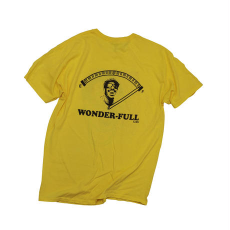 "USED ""WONDER-FULL"" T-shirt"