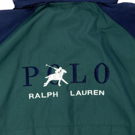 "USED BOOTLEG ""RALPH LAUREN""  JACKET"