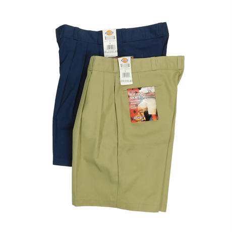 """DEAD STOCK """"DICKIES"""" EASY CARE SHORTS"""