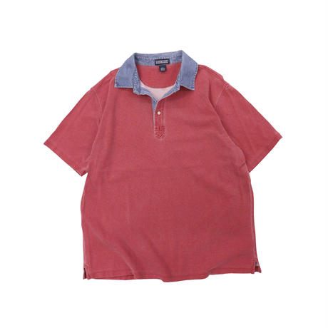 LAND'S END USED POLO SHIRT
