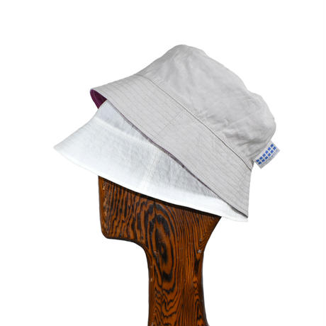 """NOROLL """"TWOFACE PACKABLE HAT"""""""
