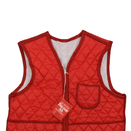 DEADSTOCK 60'S UNKNOWN QUILTING VEST