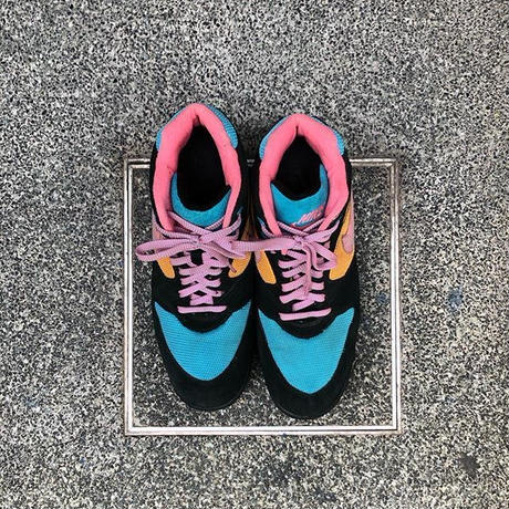 "USED ""NIKE CALDERA"" TREKKING SHOES"