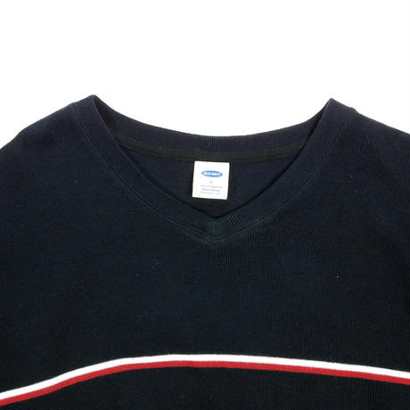 "USED ""OLD NAVY"" COTTON V-NECK"
