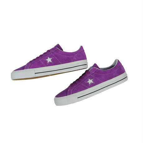 """CONS / ONE STAR PRO OX"" ICON VIOLET / WHITE"