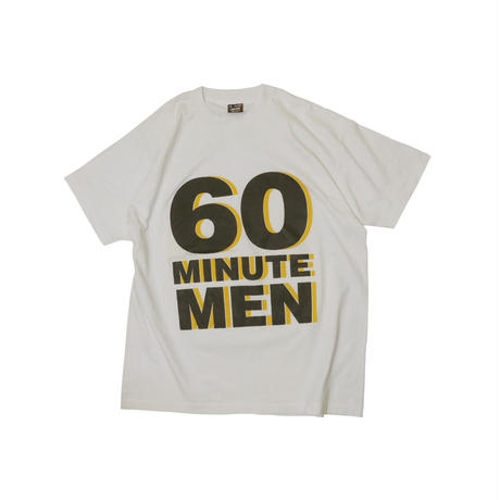 "USED ""60MINUTE MEN"" Tshirt"