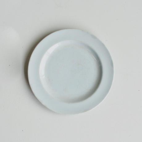 ビンテージARABIAのプレート/薄青