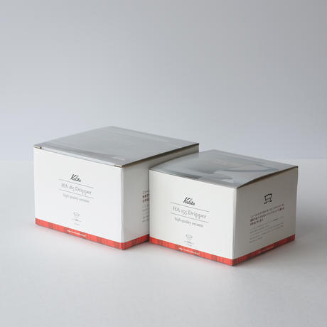 白いやきもののコーヒードリッパー/1〜2杯用