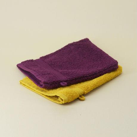 オランダの袋状のタオル