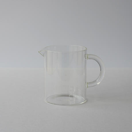 ほどよい厚みのガラスジャグ/300ml