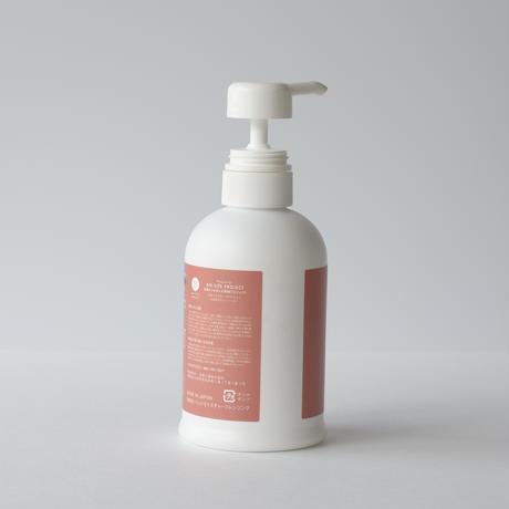 泡立てずに手を洗うハンドクレンジング/ローズ&シトラス