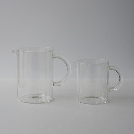 ほどよい厚みのガラスジャグ/600ml