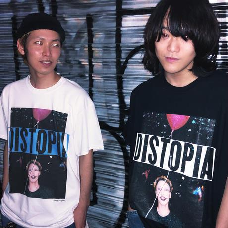 DaisyBar×ROKI 15周年コラボTシャツ「DISTOPIA.TEE(WHITE)」