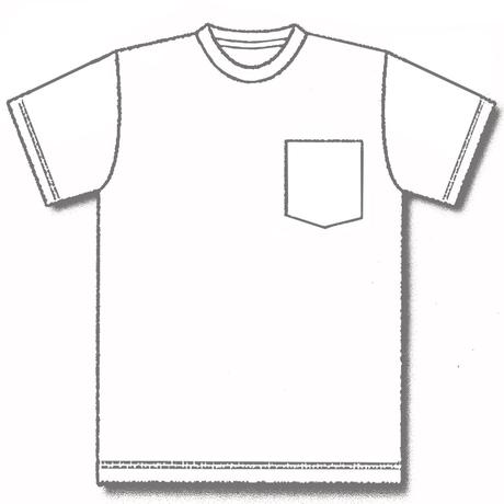 DaisyBar 15th Anniversary POCKET-T-SHIRT(WHITE)