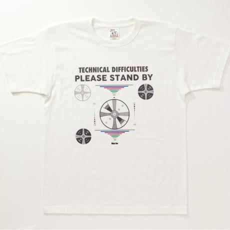 DaisyBar×加藤マニ 15周年コラボTシャツ(WHITE)