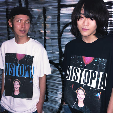 DaisyBar×ROKI 15周年コラボTシャツ「DISTOPIA.TEE(BLACK)」