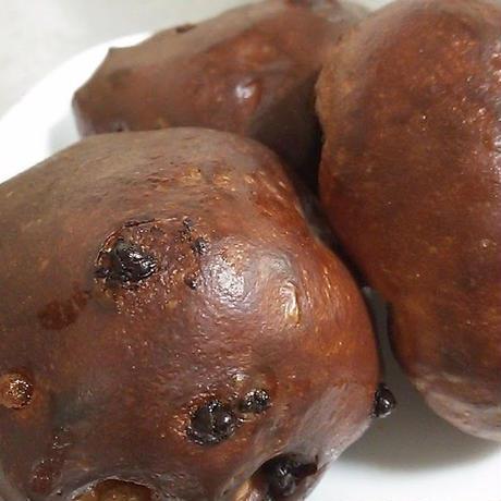 チョコチップ丸だいずパン (1個)