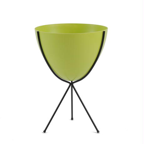 Retro Bullet Planter by Hip Haven™ – Medium(Chartreuse)