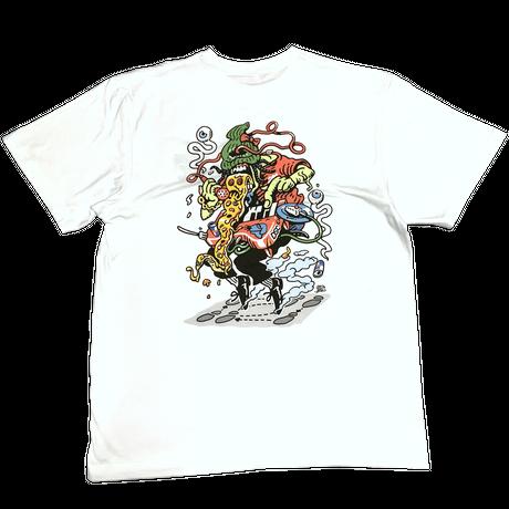 """""""ピザ雄"""" T-shirts"""