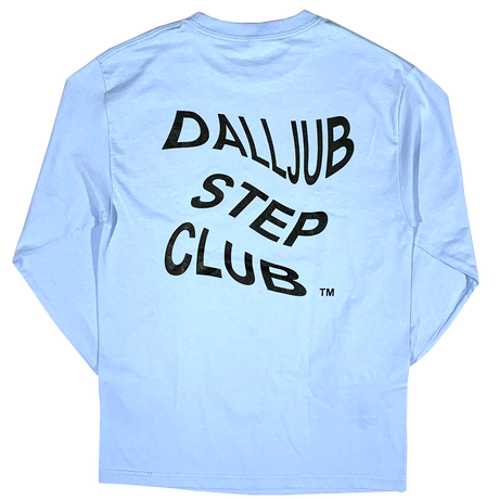 Twist Long Sleeve Powderblue