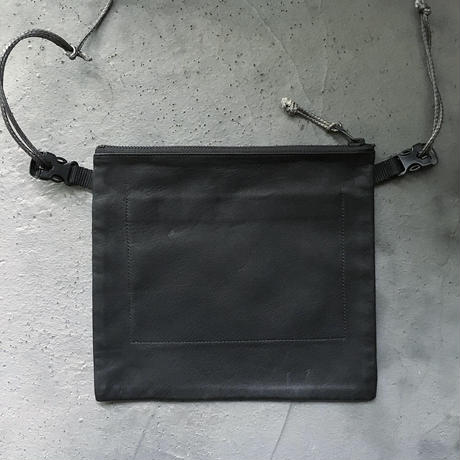 OUT LEATHER  SACOCHE TYPE1