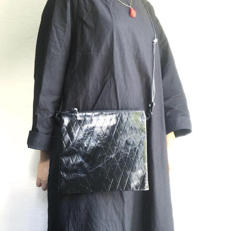 OUT LEATHER SACOCHE  X-PAC CAMO【数量限定】