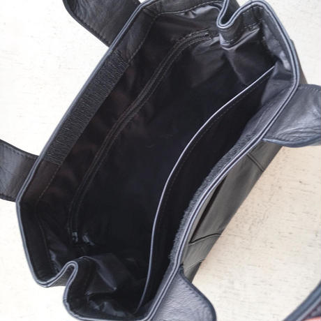 A4 BAG WATER PROOF GOAT LEATHER
