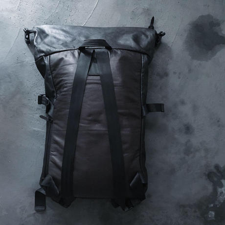 ROLL DAY PACK  WATER PROOF GOAT LEATHER
