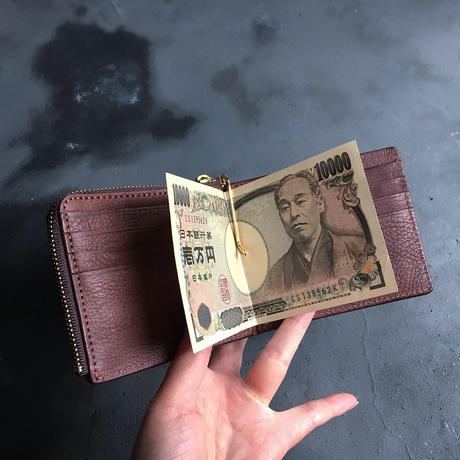 ZIP COIN & MONEY CLIP