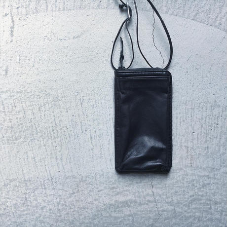 PHONE  WALLET  WATER PROOF GOAT LEATHER