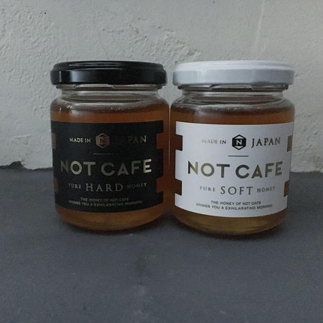 NOT CAFE  PURE HONEY