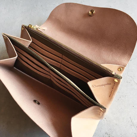 ONE LEATHER WALLET