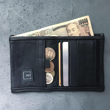 OUT LEATHER  WALLET TYPE1
