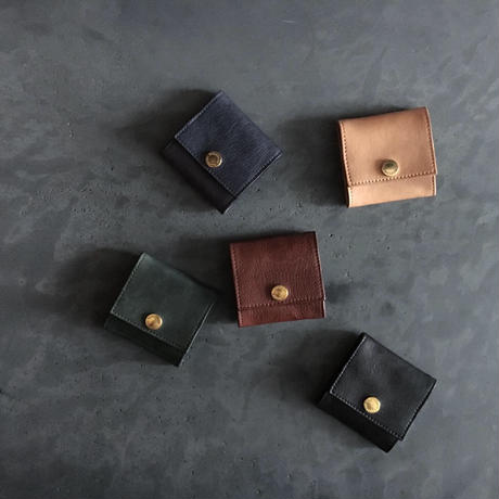SQUARE COIN CASE