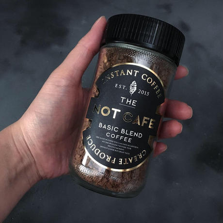 NOT CAFE  INSTANT COFFEE BASIC BLEND