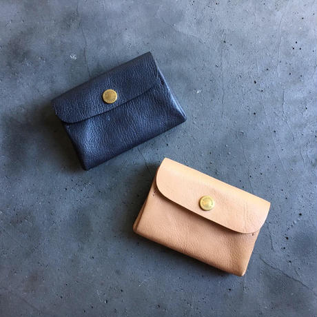 ONE  LEATHER  MINI WALLET