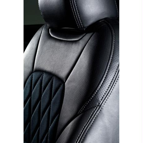 "Premium Fit Seat Cover for MAZDA CX-5 (KF) ""Black"""
