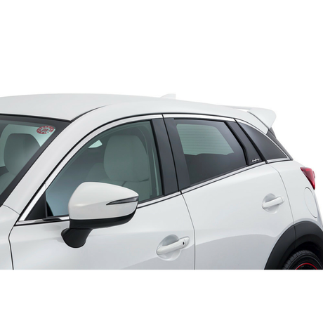 Stainless Window Trim for MAZDA CX-3