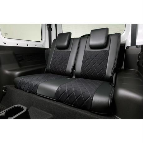 "little G. Premium Fit Seat Cover ""BLACK"" for SUZUKI JIMNY / JIMNY SIERRA"